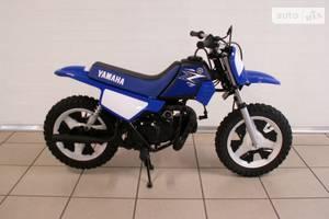 Yamaha pw 2 покоління Мотоцикл