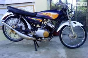 Yamaha rs 2 покоління Мотоцикл