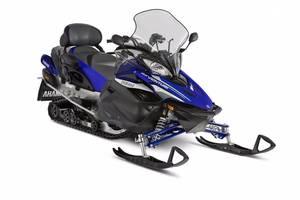 Yamaha rs 2 покоління Снегоход