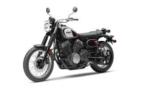 Yamaha scr 1-е поколение Мотоцикл