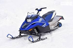 Yamaha snoscoot 1-е поколение Снегоход
