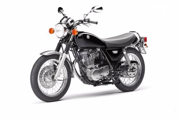 Yamaha SR 3 покоління Мотоцикл