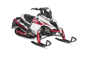 Yamaha srviper 2-е поколение Снегоход