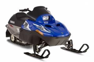 Yamaha srx 2 покоління Снегоход