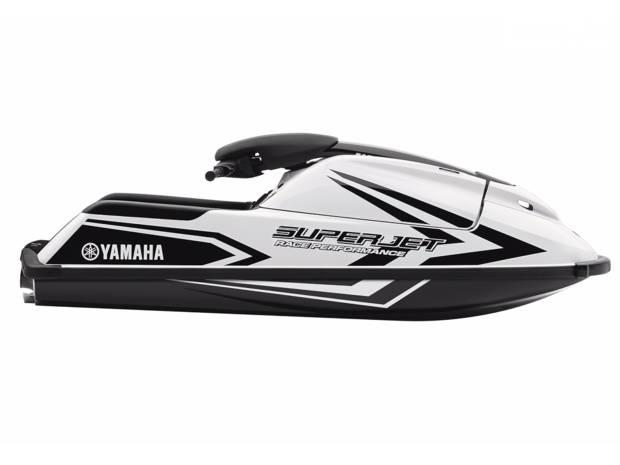 Yamaha SuperJet 2 покоління (рестайлінг) Гідроцикл