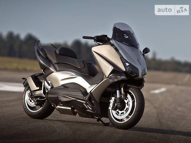 Yamaha T-MAX 4 покоління Скутер