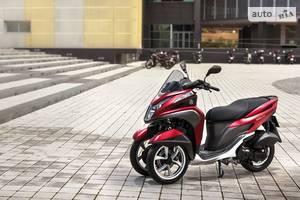 Yamaha tricity 1 покоління Трицикл