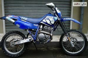 Yamaha tt-r 2 покоління Мотоцикл
