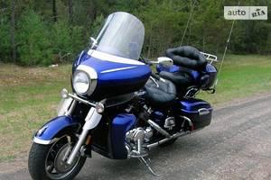 Yamaha venture Royal Мотоцикл