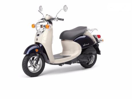 Yamaha Vino 2013