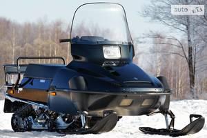 Yamaha vk 3 покоління Снегоход