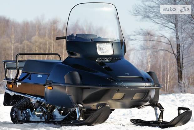 Yamaha VK 3 покоління Снігохід