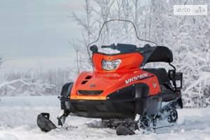 Yamaha vk 4 покоління Снегоход