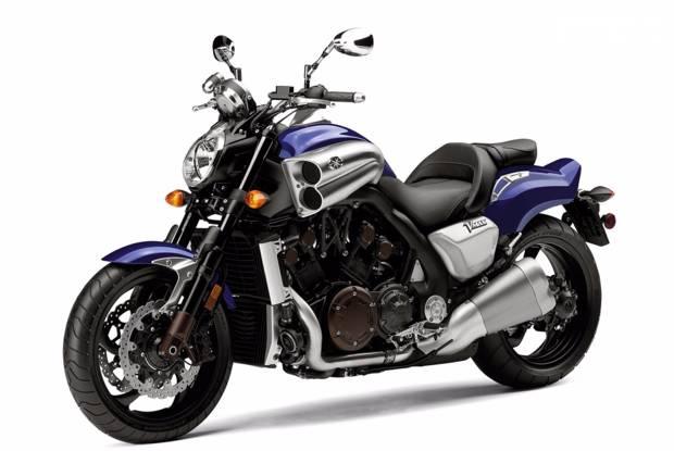Yamaha VMAX 2 покоління Мотоцикл