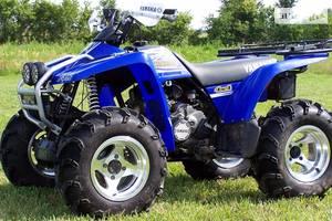 Yamaha wolverine 2 покоління Квадроцикл