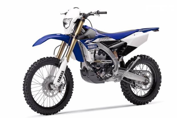 Yamaha WR 4 покоління Мотоцикл