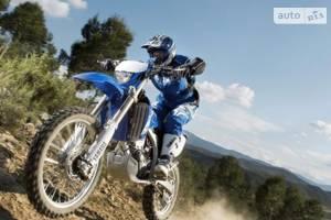 Yamaha wr 3 покоління Мотоцикл
