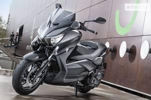 Yamaha x-max 3 покоління Скутер