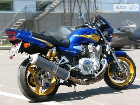 Yamaha XJR 1994
