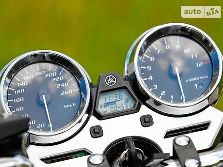 Yamaha XJR 1992