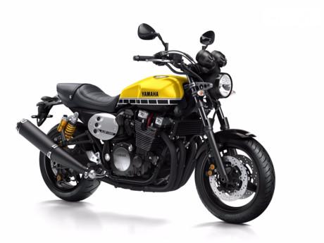 Yamaha XJR 2010