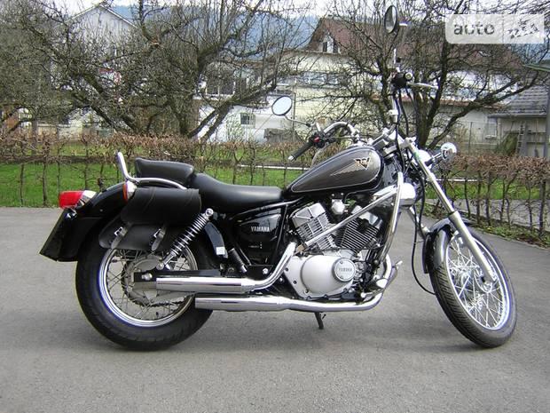 Yamaha XV 6 покоління Мотоцикл