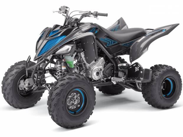Yamaha YFM 2 покоління Квадроцикл