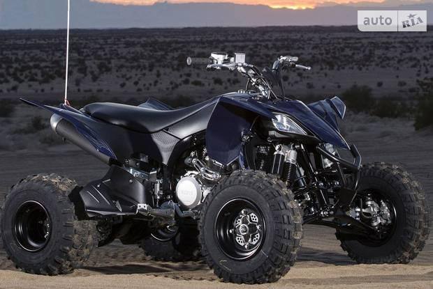 Yamaha YFZ 1 покоління Квадроцикл