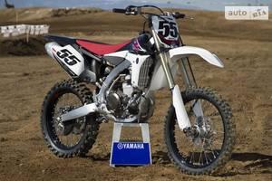 Yamaha yz 3 покоління Мотоцикл