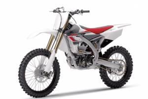 Yamaha yz 4 покоління Мотоцикл