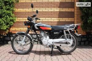 Yamasaki jl 1-е поколение Мотоцикл