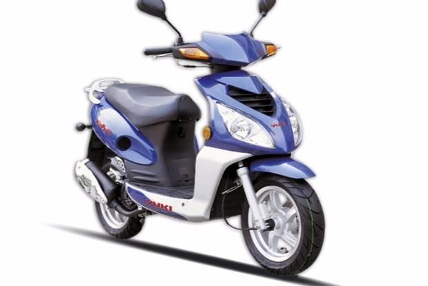 YUKI 50 2 покоління Скутер