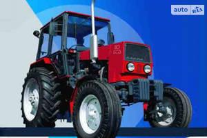 ЮМЗ 6akm 1 поколение Трактор