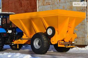 Завод Кобзаренка rmd 1 поколение Разбрасыватель минеральных удобрений