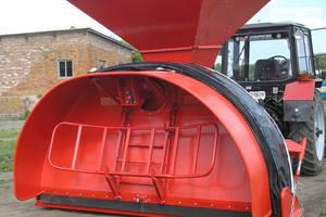 Завод Кобзаренка zpm 1 поколение Зерно-упаковачная машина