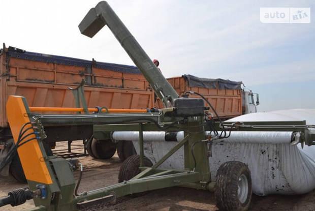 Завод Кобзаренка ЗРМ 1 поколение Зерно-розпакувальна машина