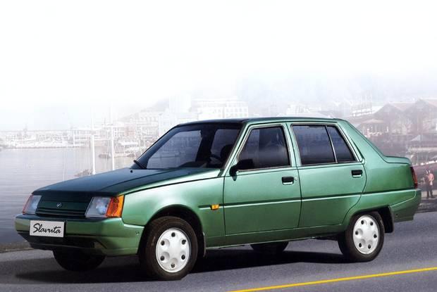 ЗАЗ 1103 Славута I поколение Ліфтбек