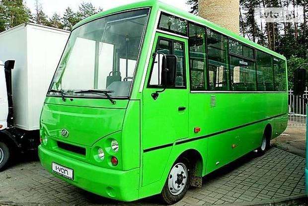 ЗАЗ A07А 1 покоління Автобус