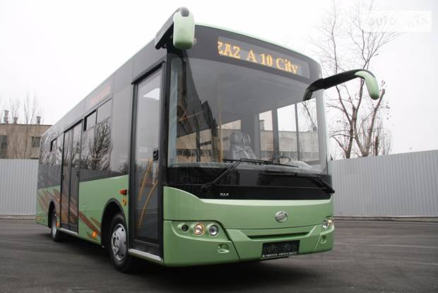 ЗАЗ A10 1 покоління Автобус