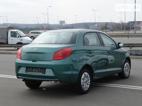 ЗАЗ Forza 5D 1.5 MT (109 л.с.) 2013
