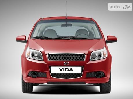 ЗАЗ Vida 5D 1.5 MT (109 л.с.) 2012