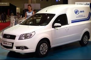 ЗАЗ vida 1 покоління (рестайлінг) Фургон