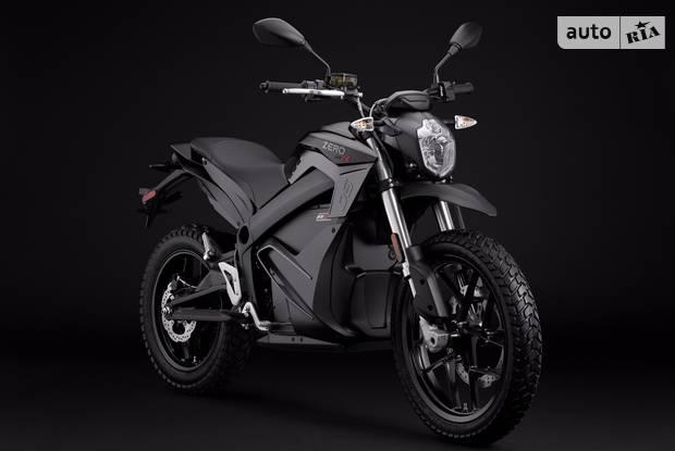 Zero DSR 1 покоління Мотоцикл