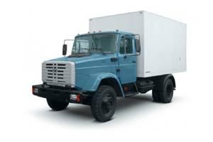 ЗИЛ 433371 1 покоління (рестайлінг) Фургон