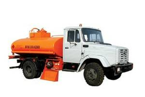 ЗИЛ 433371 1 покоління (2 рестайлінг) Паливозаправщик