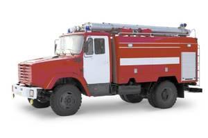 ЗИЛ 433371 1 покоління (2 рестайлінг) Пожежна