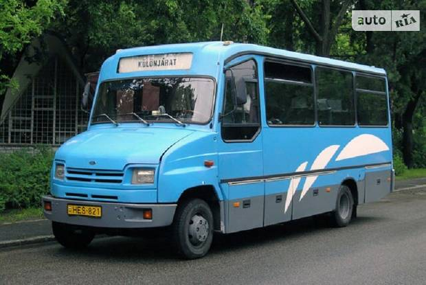 ЗИЛ 5301 (Бичок) 1 покоління Автобус
