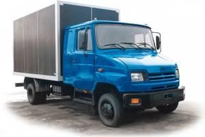 ЗИЛ 5301-bychok 1 покоління Фургон