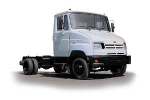 ЗИЛ 5301-bychok 1 покоління Шасси
