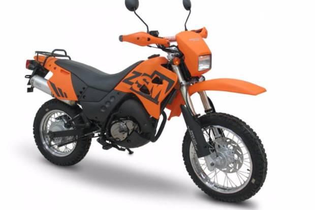 Zongshen LZX 1 покоління Мотоцикл
